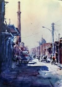 Javid Tabatabaei (Iran)